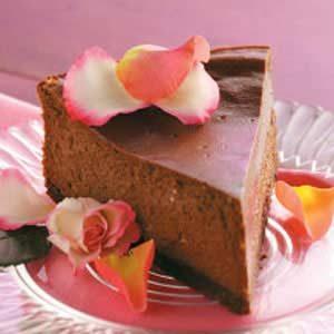 Fabulous Fudge Cheesecake