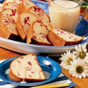 Cranberry-Orange Pound Cake