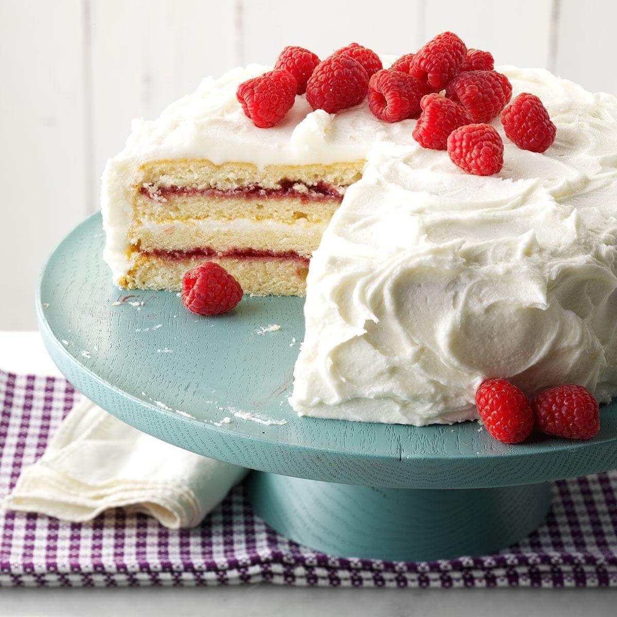 Special Raspberry Torte Recipe