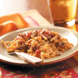 Cajun Macaroni