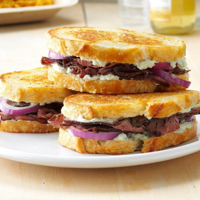 Childhood Classic: Grilled Cheese