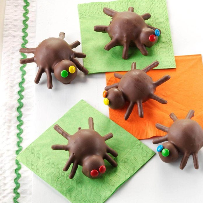 Edible Arachnids