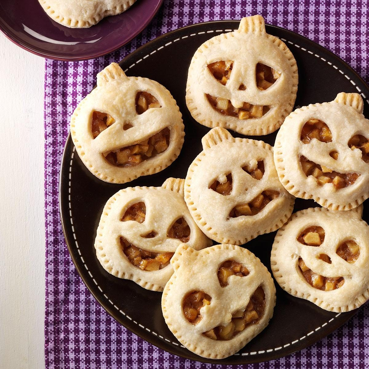 Mini Maple Pumpkin Pies Recipe