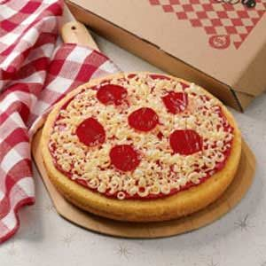 Pizza Cake Recipe Taste Of Home