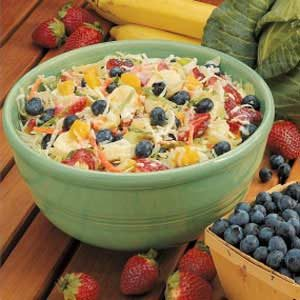Fruit Coleslaw