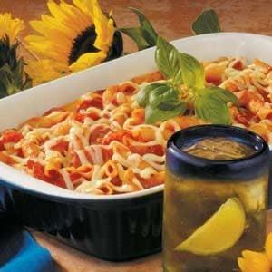 Pepperoni Rigatoni