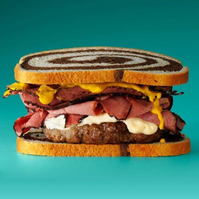 Deli Burgers