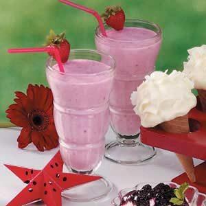 Strawberry Shakes