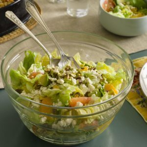 California Citrus & Avocado Salad