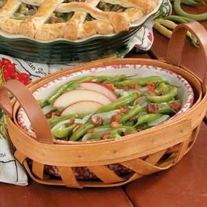 Green Beans German Style