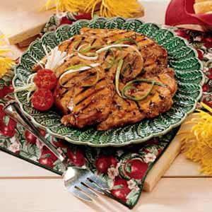 Sesame Ginger Chicken