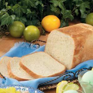 Buttermilk Dill Bread