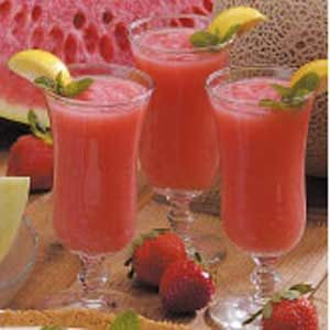 Melon Fruit Slush