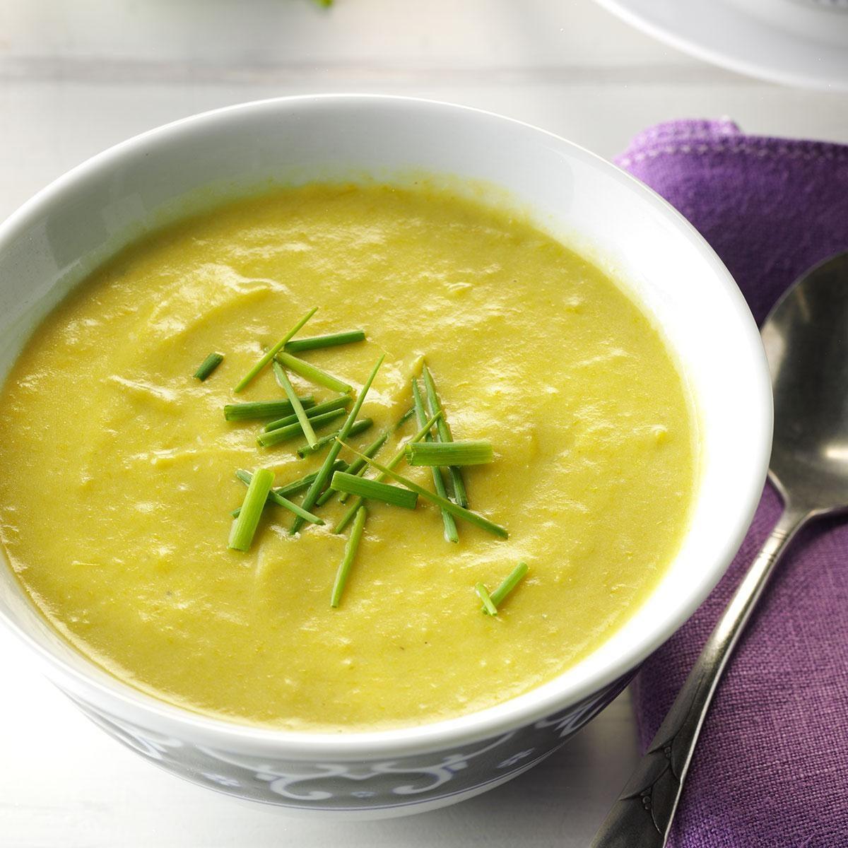 Soup Recipes Asparagus