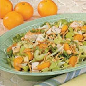 Peanut Chicken Salad