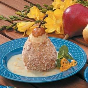 Crunchy Pears
