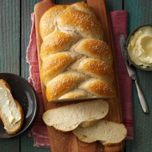 18 Beautiful Braided Breads