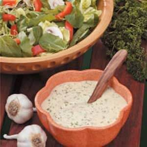 Dijon Herb Salad Dressing