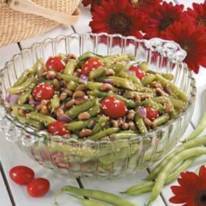 Sesame Seed Veggie Salad