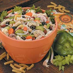 Pasta Salad Plus