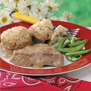 Round Steak with Dumplings