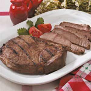 Teriyaki Sirloin Steak