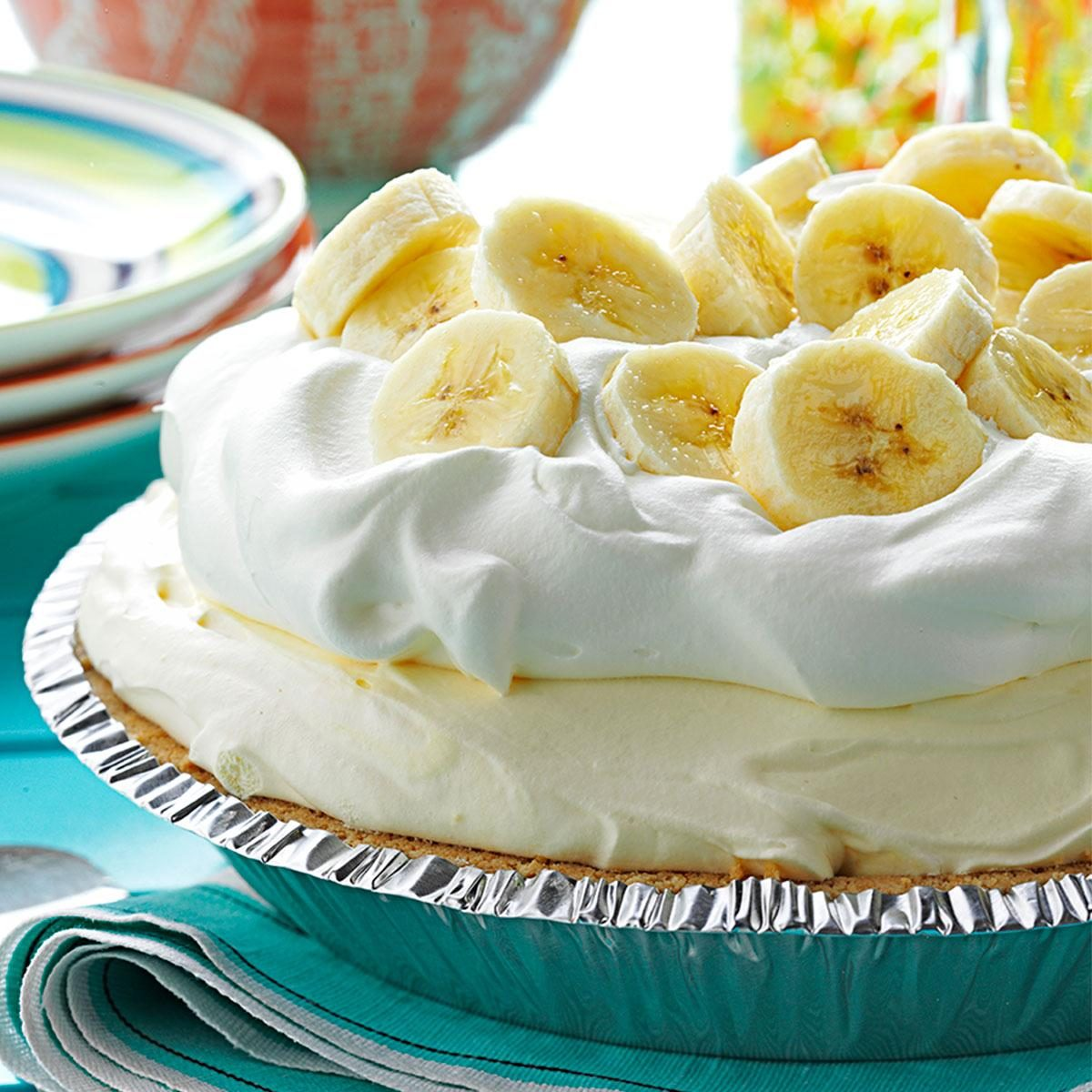 Old-Fashioned Banana Cream Pie Recipe   Taste of Home