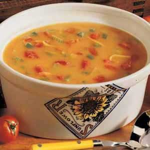 Garden Tomato Soup