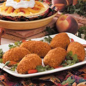 Taco Chicken Rolls