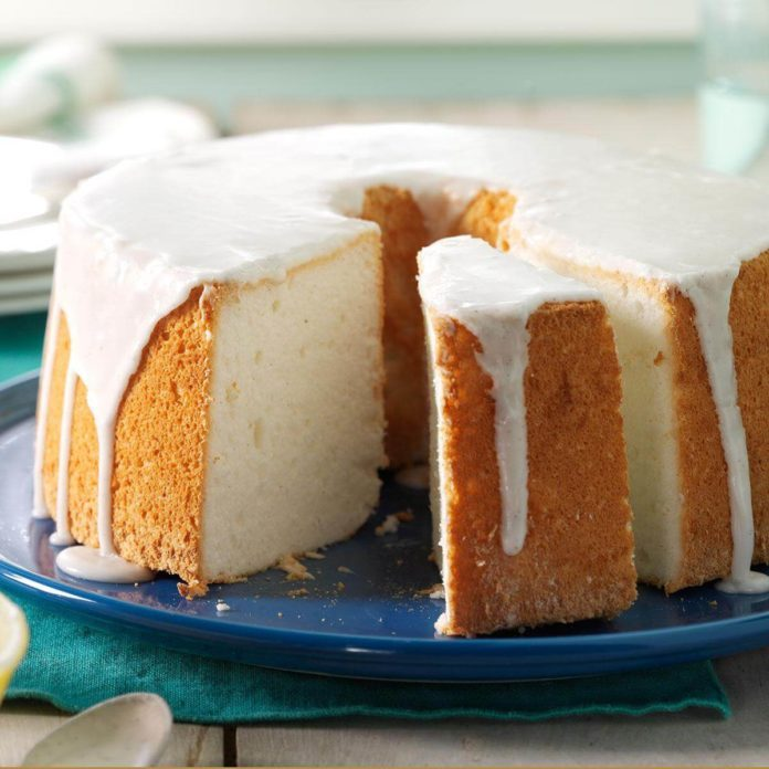 30 of Our Best Angel Food Cakes