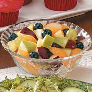 Fruity Apple Salad