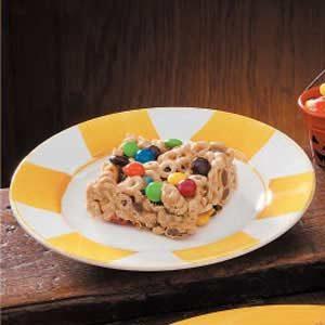 Cheerio Treats