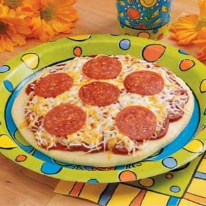 Personal Pepperoni Pizza
