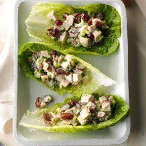 Cool & Crunchy Chicken Salad