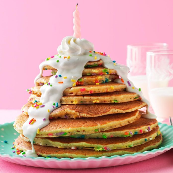 15 Cute Birthday Cake Inspired Recipes Taste Of Home