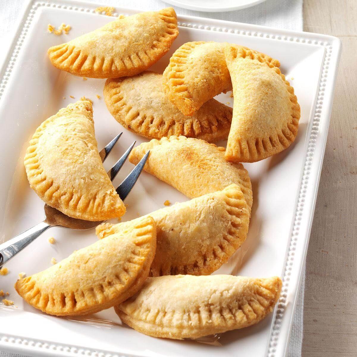Leftover Turkey Turnovers Recipe | Taste of Home