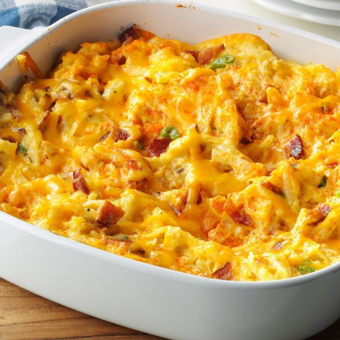 Gram's Cheesy Potatoes