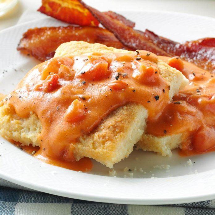 Tarver Tomato Gravy
