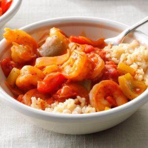 Quick Shrimp Creole