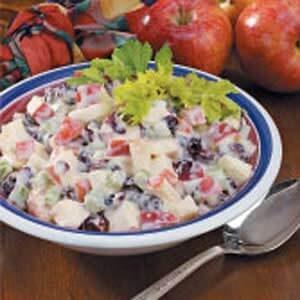 Cran-Apple Waldorf Salad