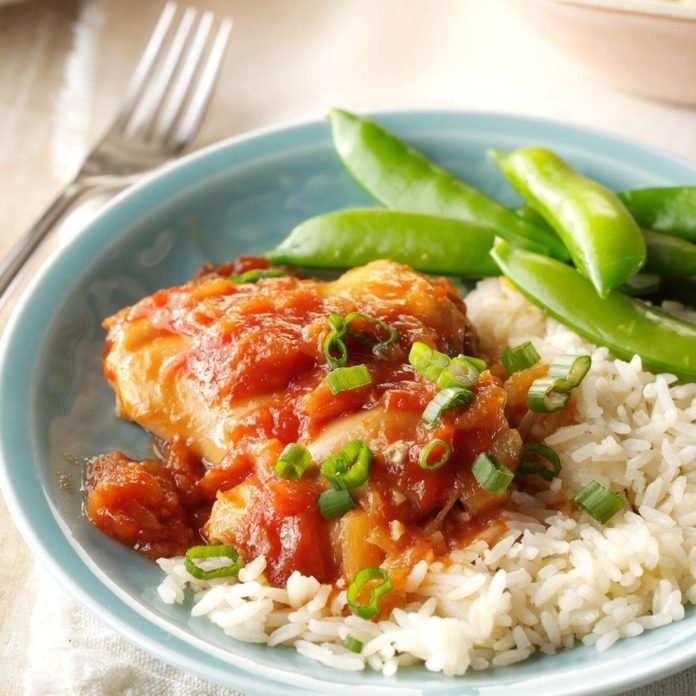 35 Chicken Thigh Recipes for the Slow Cooker