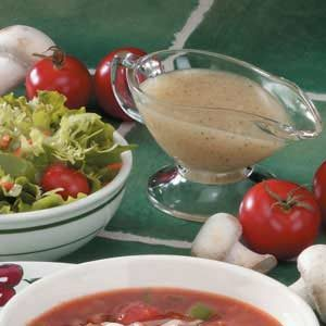 Herbed Onion Salad Dressing
