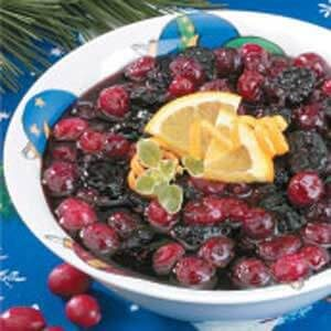 Teapot Cranberry Relish