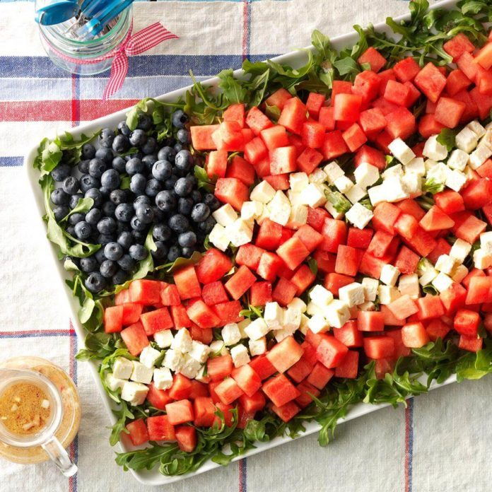 50 Potluck Salad Recipes To Feed A Crowd Taste Of Home