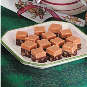 Two-Tone Fudge
