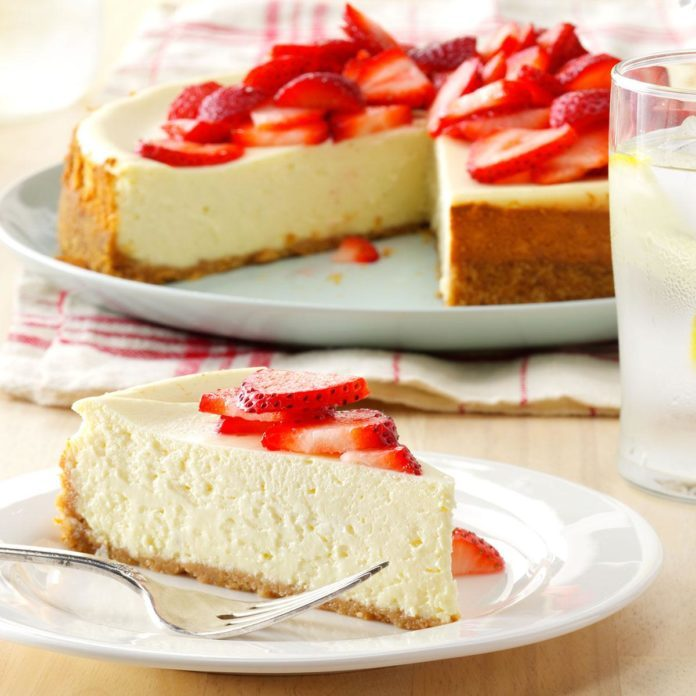 Light Cheesecake