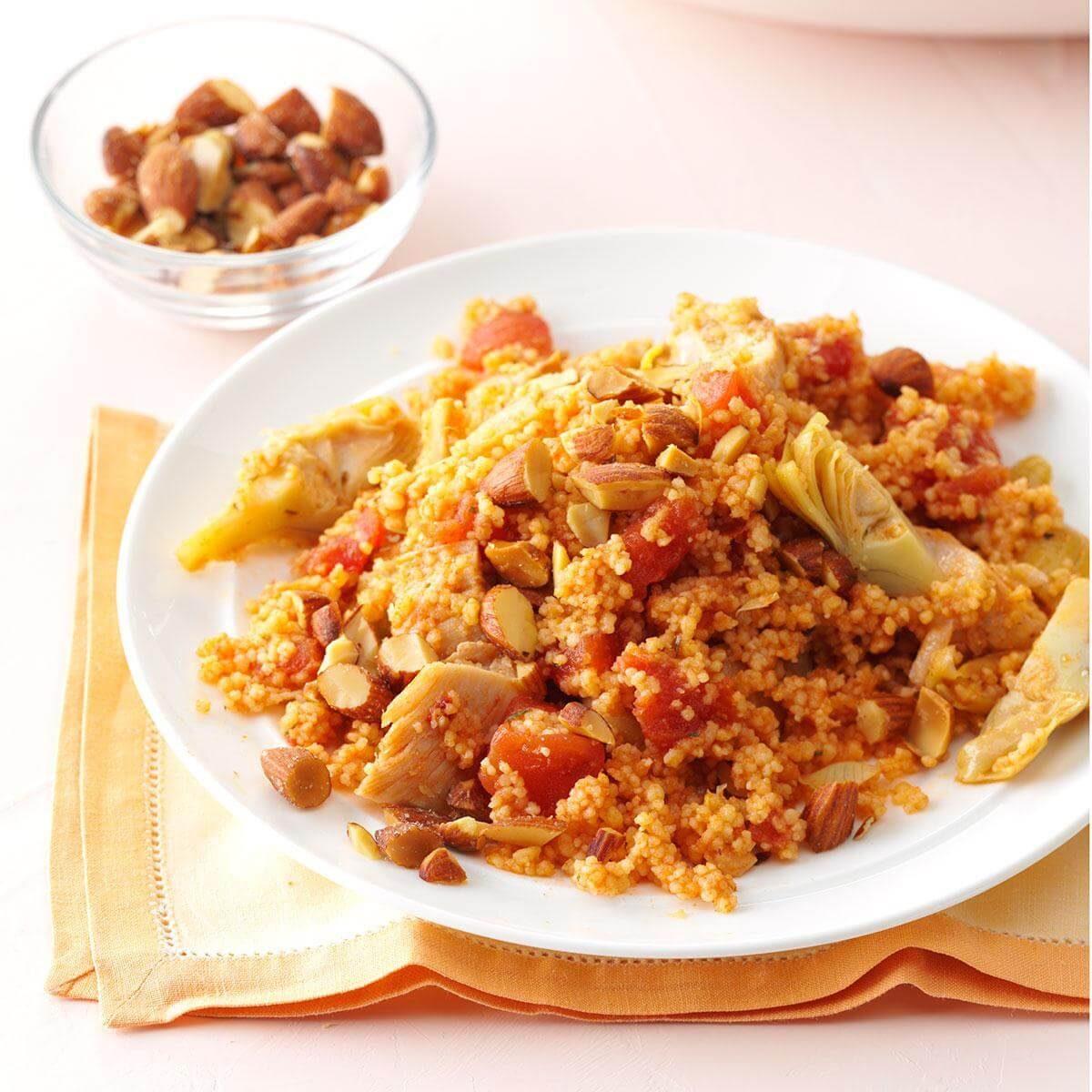 Little Kitchen Westport Ct: Marrakesh Chicken & Couscous Recipe