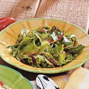 Balsamic Salad Dressing