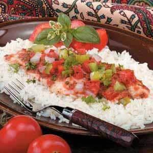Catfish Creole