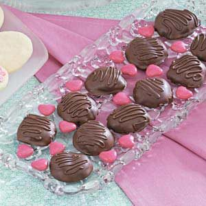 Chocolate Pecan Candies
